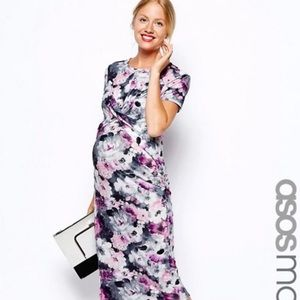 🌺 HOST PICK! ASOS Maternity Floral Dress